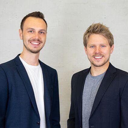 Lukas Krainz und Mathias Maier | Mitwirkende Personen Vereinshandbuch