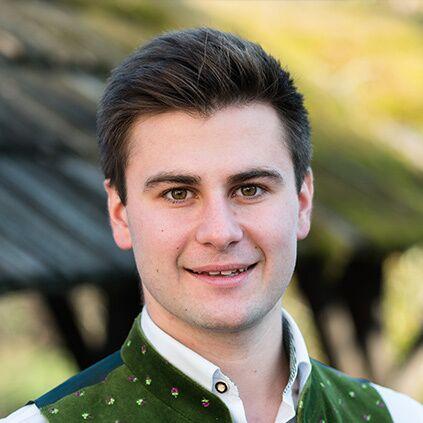 Michael Edlinger | Mitwirkende Person Vereinshandbuch